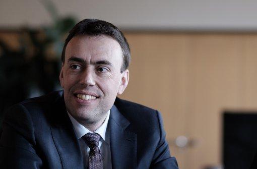 Nils Schmid will in den Bundestag