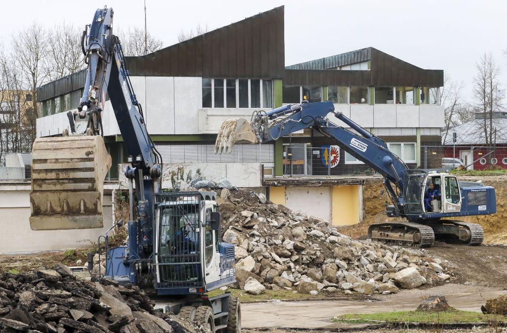 Großprojekt In Remseck Am Neckar Keine Kostenexplosion Bei Der