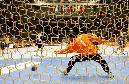 Handball Foto: dpa