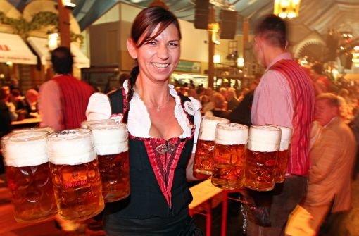 Kalorien Maß Bier