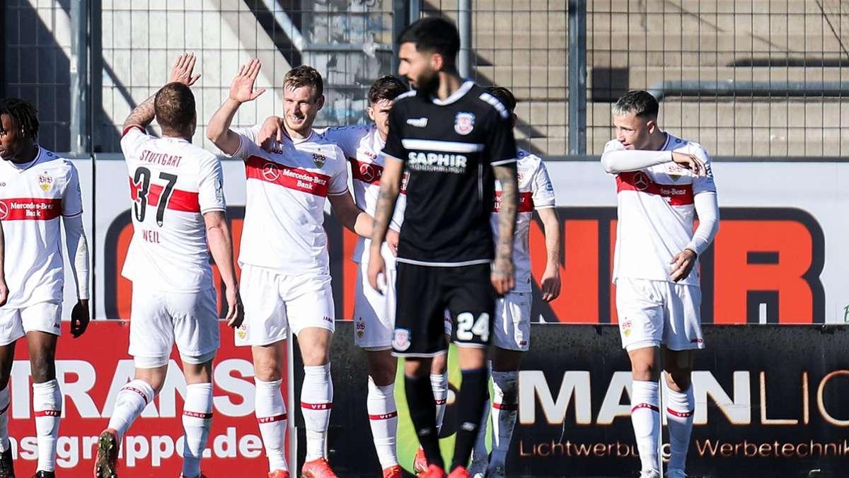 Regionalliga Südwest Aktuell