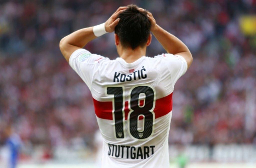 Kostic Stuttgart
