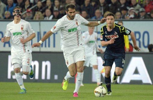 FC Augsburg ist noch nicht gerettet