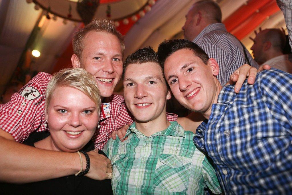 Heiße Lesben Party