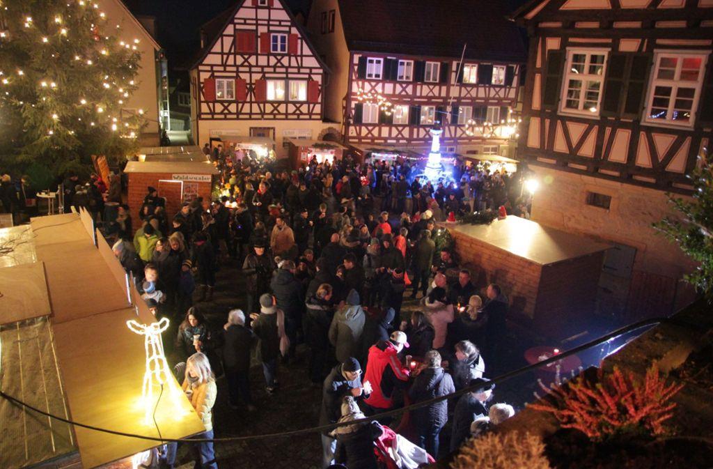 Wann Beginnt Der Weihnachtsmarkt In Stuttgart.Fildern Hier Gibt Es Weihnachtsmärkte Ohne Gedrängel Esslingen