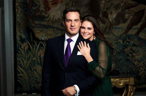 Madeleine von Schweden wird ihren Freund Chris ONeill am 8. Juni 2013 heiraten - pünktlich zum 69. Geburtstag von Königin Silvia.  Foto: Kungahuset.se/Ewa-Marie Rundquist