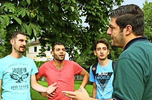 Wie junge Syrer auf die Anschläge reagieren