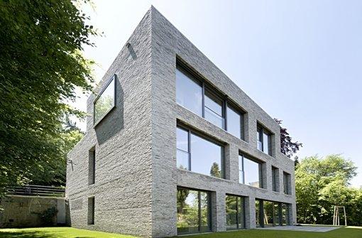 Beispielhaftes bauen sch ne architektur in stuttgart for Haus bauen stuttgart