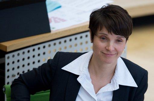 Gericht erklärt Hausverbot für Petry für rechtswidrig
