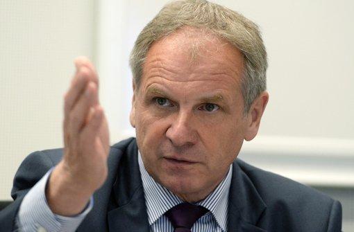 Innenminister Reinhold Gall will einen Plan aufstellen. Foto: dpa