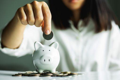 wieviel geld sollte man im monat sparen