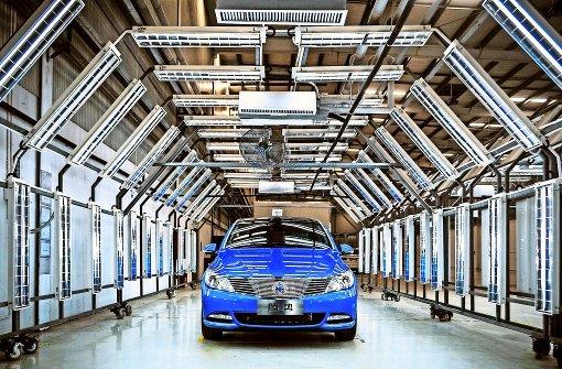Daimler setzt beim E-Auto für China auf mehr Reichweite