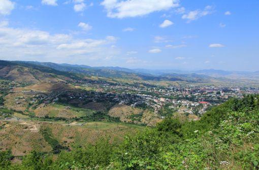 Aserbaidschan Und Armenien Schwere Gefechte In Der Konfliktregion Berg Karabach Politik Stuttgarter Nachrichten