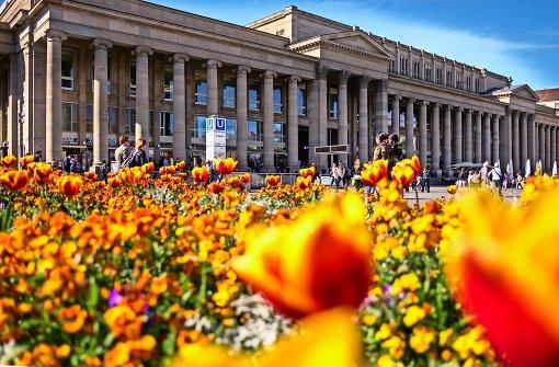 Ein Sommertag, wie er im Buche steht in Stuttgart und Region: Es gibt am Donnerstag warme Temperaturen und Sonnenschein. Foto: Lichtgut/Max Kovalenko