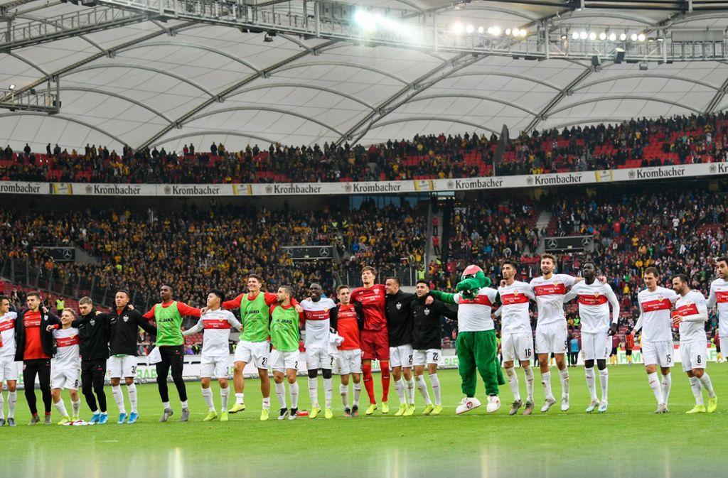 Stuttgart Gegen Dresden