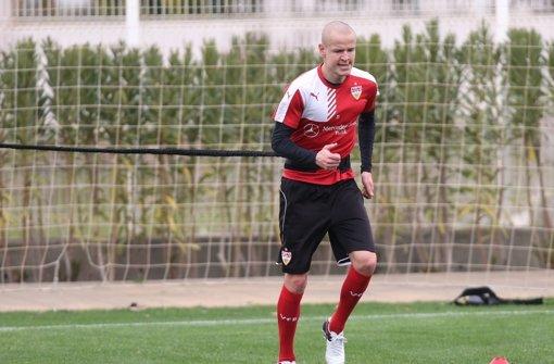 Adam Hlousek verlässt den VfB Stuttgart und wechselt zu Legia Warschau.  Foto: Pressefoto Baumann