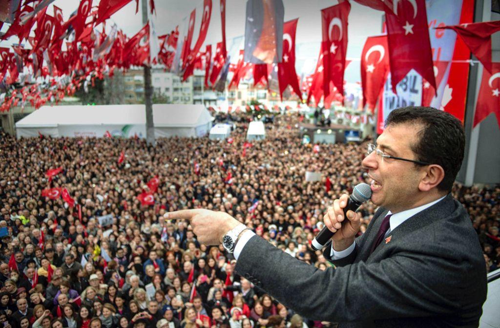 AKP will Annulierung: Wahlbehörde erklärt Imamoglu vorerst zum Sieger