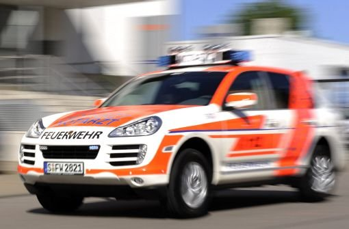 Zwei Schwerverletzte sind die Folgen eines Frontalunfalls bei Herrenberg. Foto: dpa/Symbolbild