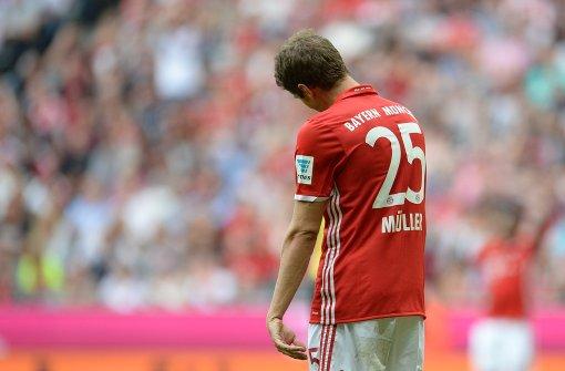 FC Bayern lässt erstmals Punkte liegen