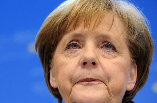 Angela Merkel will neuen EU-Vertrag