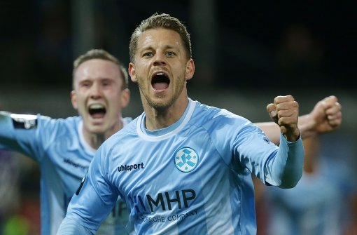 Müller verlässt die Stuttgarter Kickers