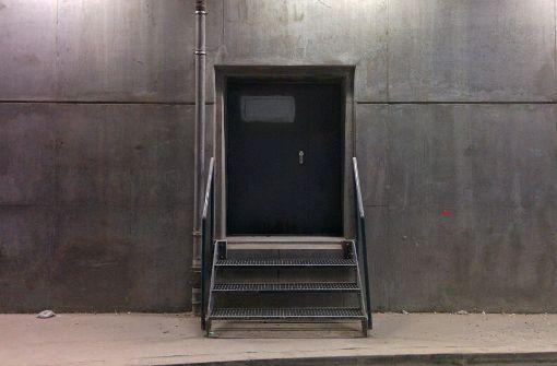 Im Bunker unter der Heilbronner Straße