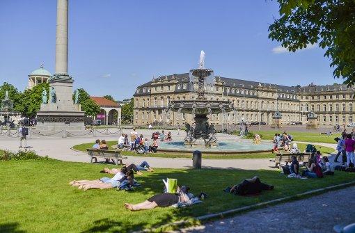 Der Siebenschläfer bringt Sonne für Stuttgart