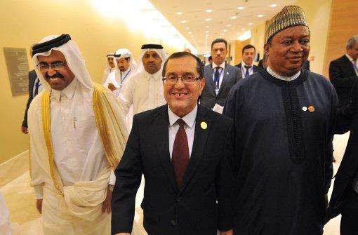 Der Club der Ölstaaten