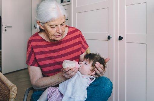 Kinderpflege feiert ihren 25. Geburtstag