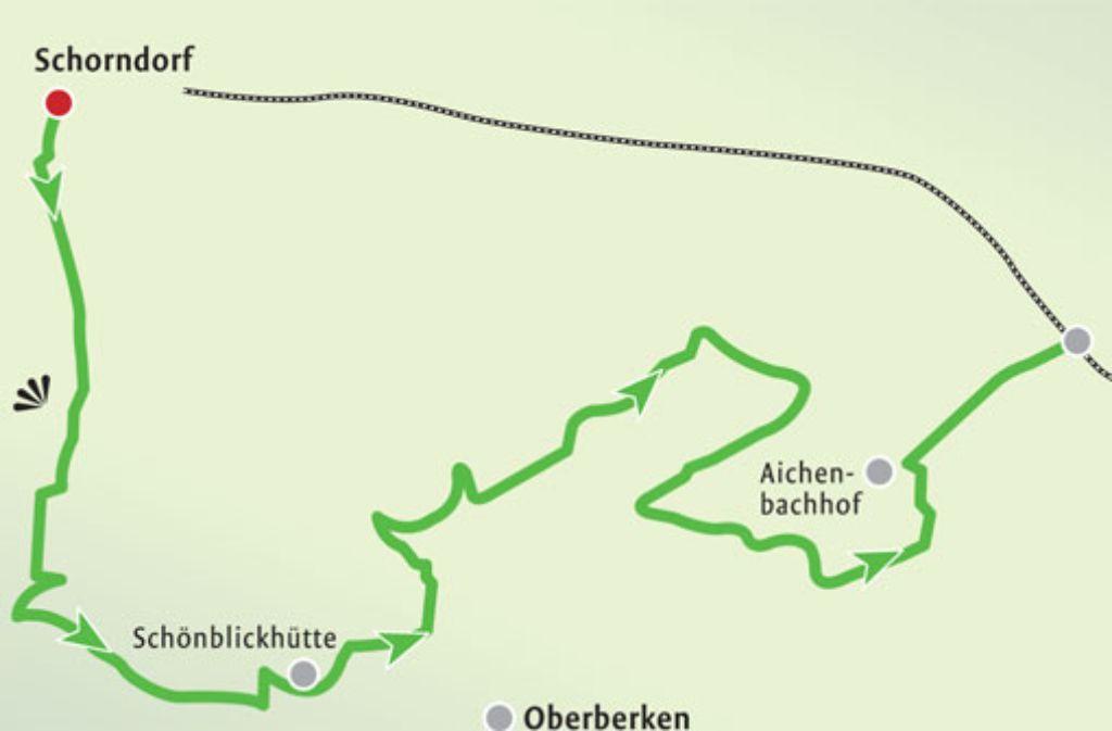Wanderung Durch Die Herbstwalder Des Remstals Wandertipps Stuttgarter Nachrichten