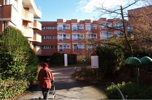 Das Hans-Rehn-Stift wird zum Wohnquartier