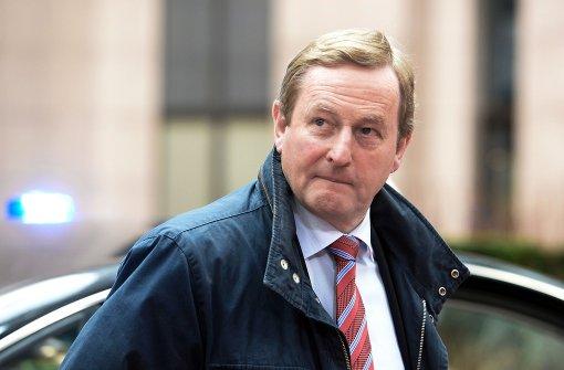 Premierminister Kenny im Amt bestätigt