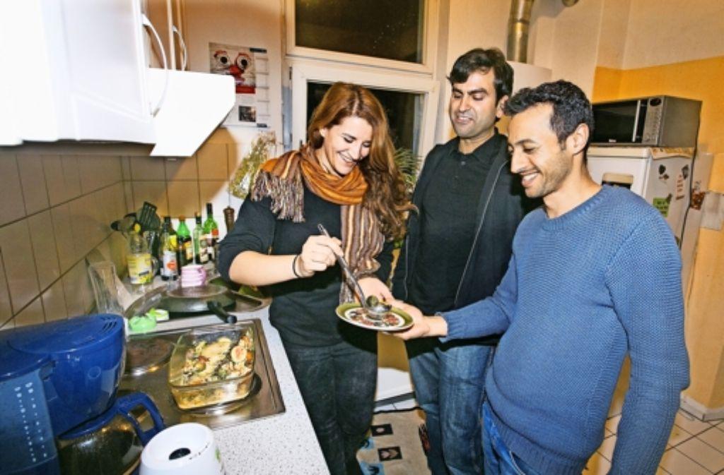 Esslingen Wohngemeinschaft Die Vorurteile Abbaut Esslingen