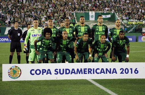 Chapecoense wird nach Flugzeugunglück Südamerika-Meister