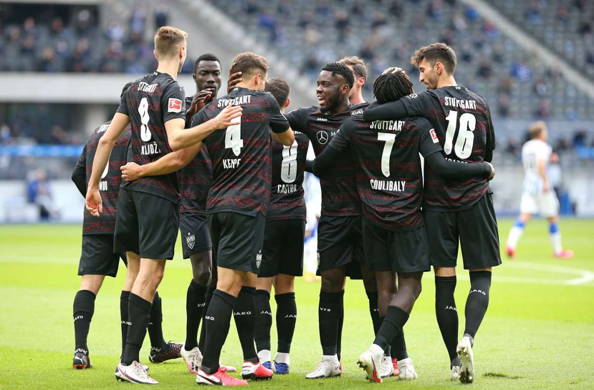 Vfb Gegen Hertha