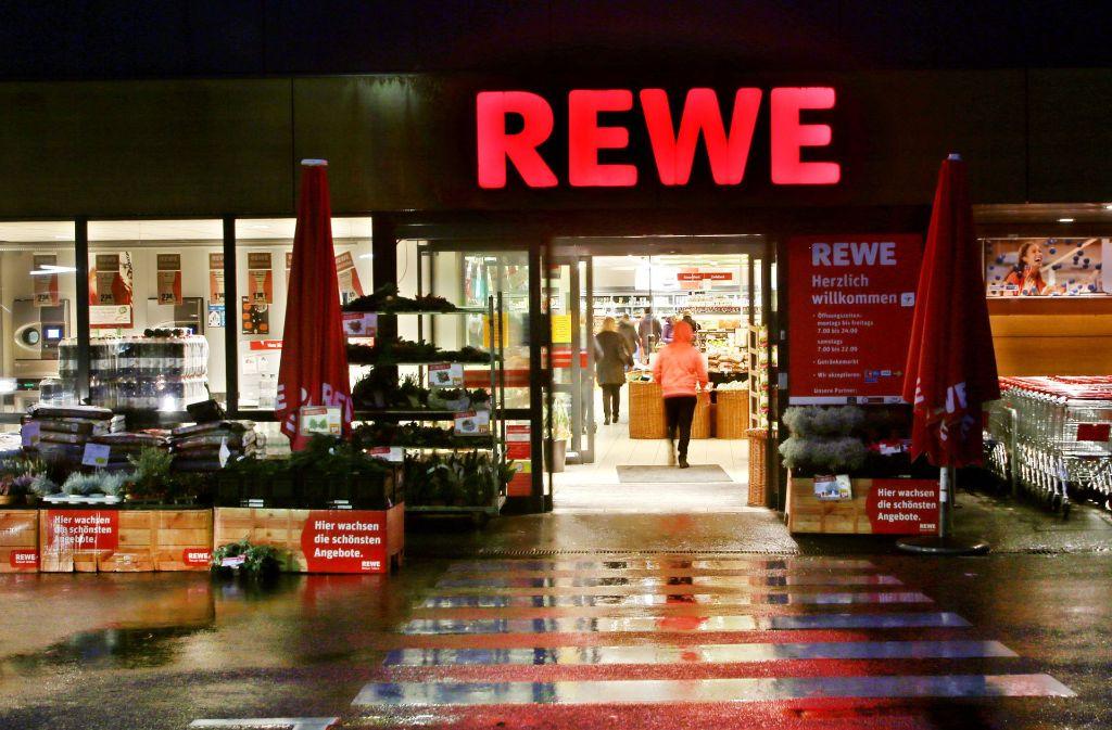 Rewe Stuttgart Mitte