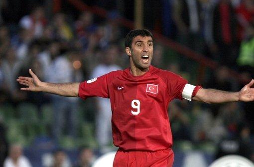 Der ehemalige türkische Fußball-Star Hakan Sükür. Foto: AP