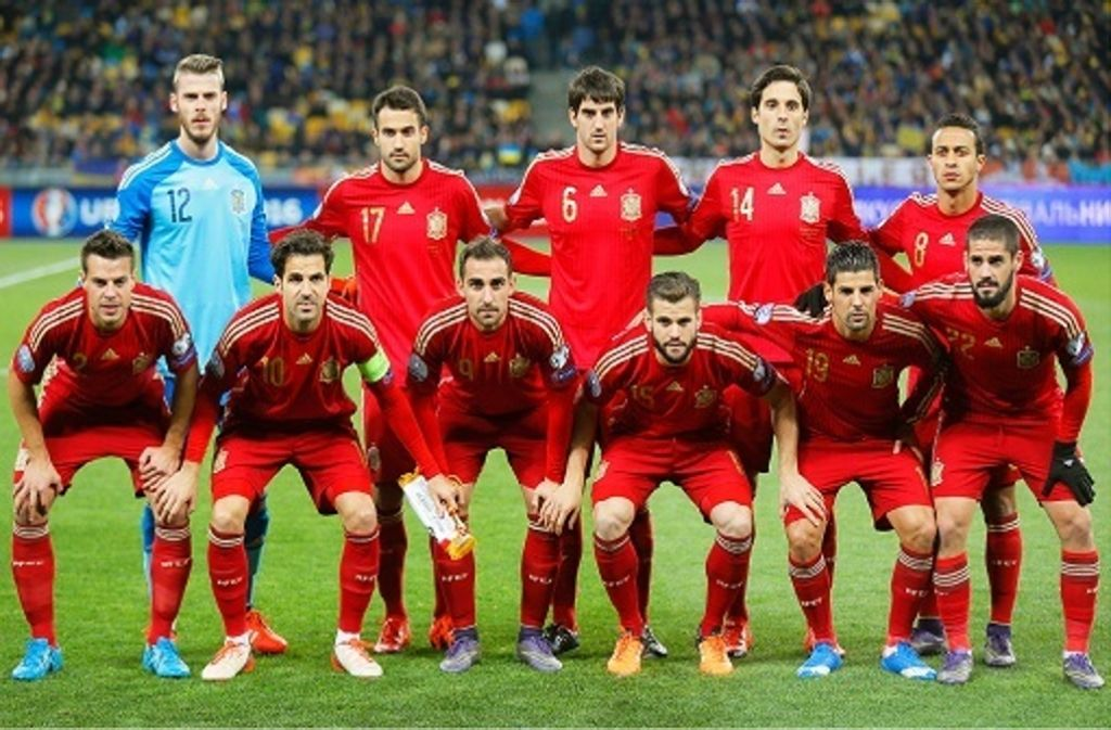 Torjäger Spanien