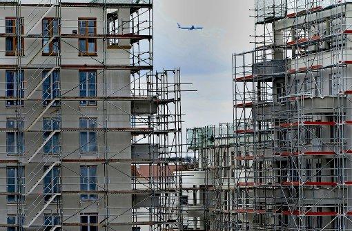"""""""Beim Wohnungsbau müssen wir klotzen"""""""