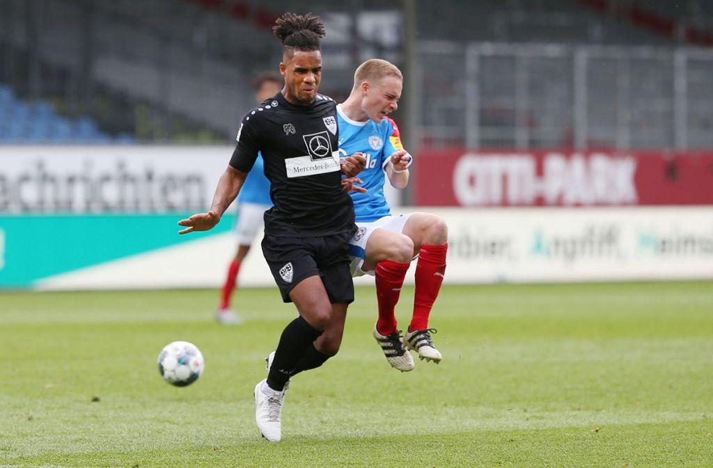 VfB Stuttgart bei Holstein Kiel: So entschuldigen sich Daniel Didavi und Roberto Massimo