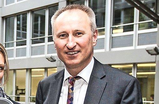 VVS-Geschäftsführer Horst Stammler will dem Aufsichtsrat einen Vorschlag für das Azubi-Ticket machen. Foto: Leif Piechowski
