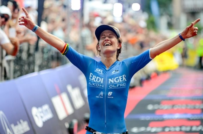 Ironman Hawaii: Triathletin Julia Gajer setzt auf Risiko
