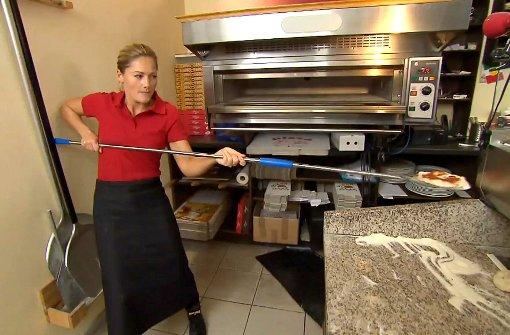 Wenn Helene Fischer am Pizza-Ofen steht