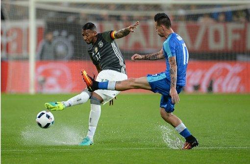 Deutschland verliert mit 1:3 gegen Slowakei