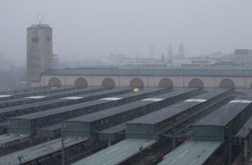 Machen die drohenden  Mehrkosten von mindestens 1,1 Milliarden Euro  Stuttgart21 für die Deutsche Bahn AG unwirtschaftlich? Foto: dpa