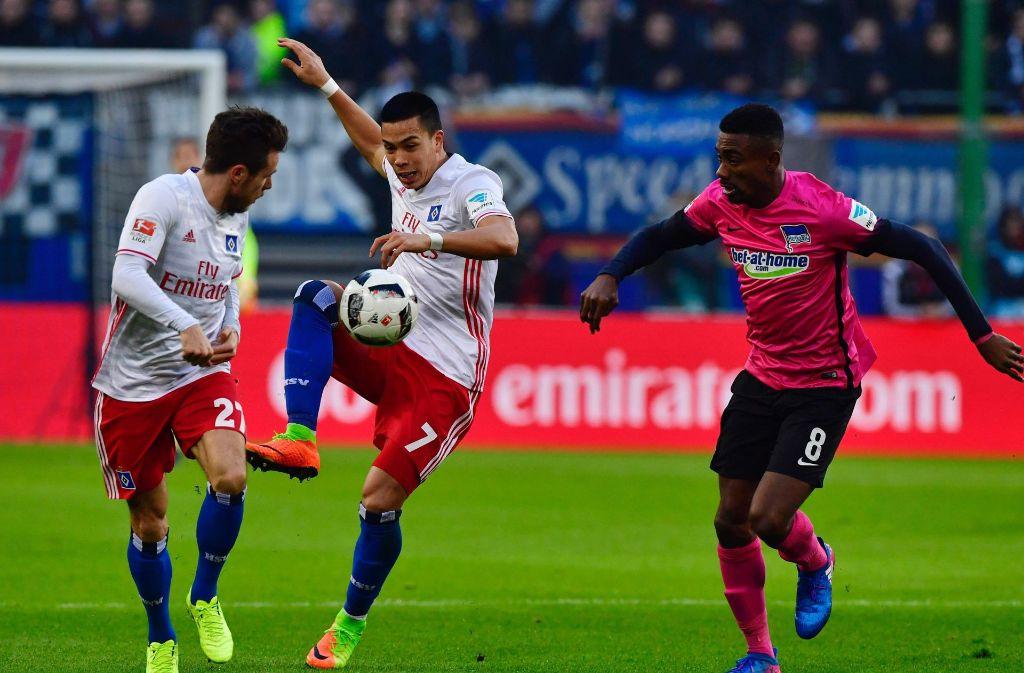Eintracht Frankfurt Gegen Hsv