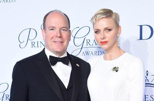 Albert und Charlene laden zur Gala