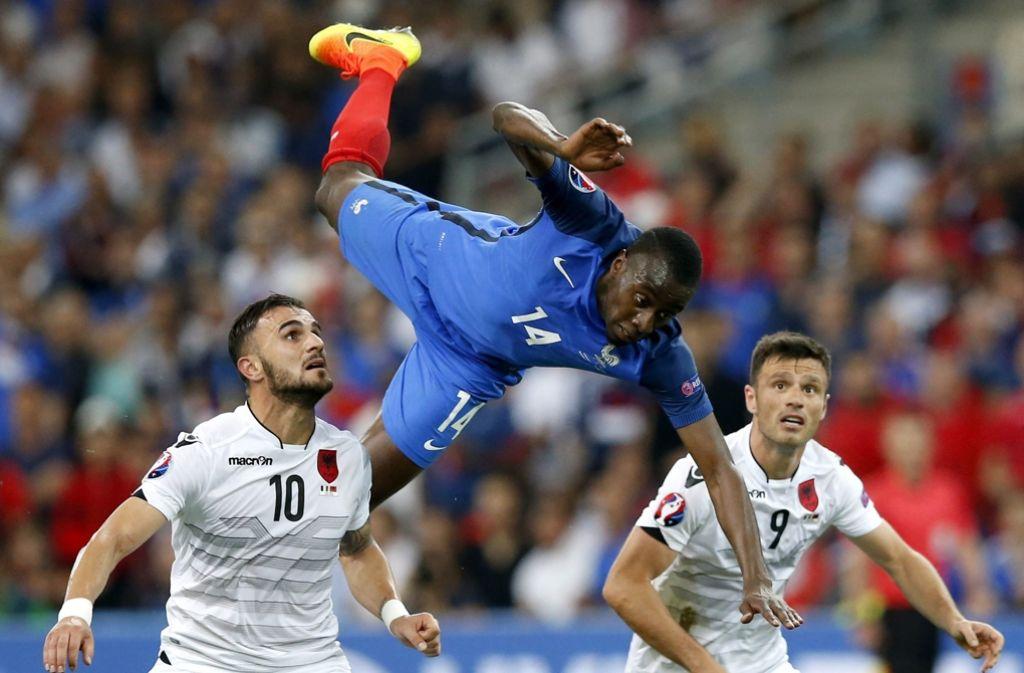 Frankreich Albanien Em