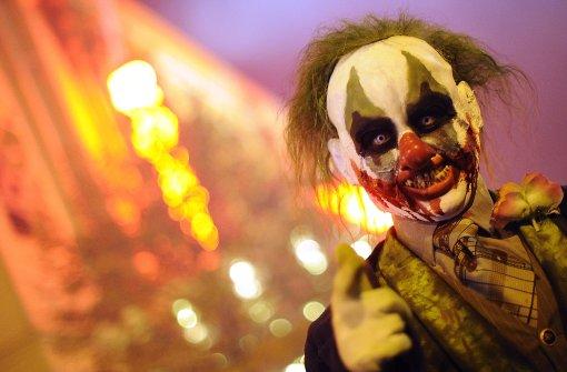Profis wütend über Übergriffe von Horror-Clowns