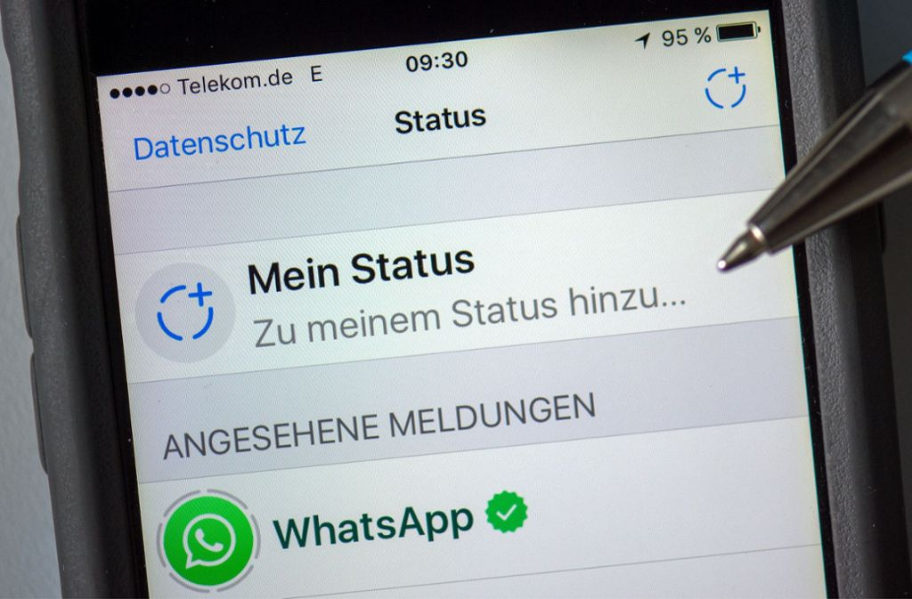 Populärer Messenger Wer Nutzt Eigentlich Den Whatsapp